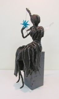 Dixi.... this is a project that I teach in a beginners class.   Its the process there could be 10 people in a class everyone of the sculptures comes out different