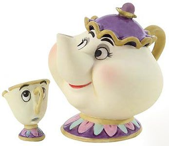 These would complete my tea set collection!!! beauty and the beast #favmovie