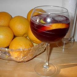 Spicy Wine Punch