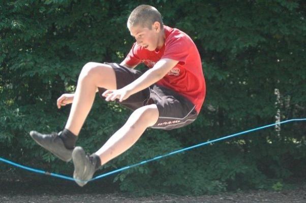 High jump - hoogspringen