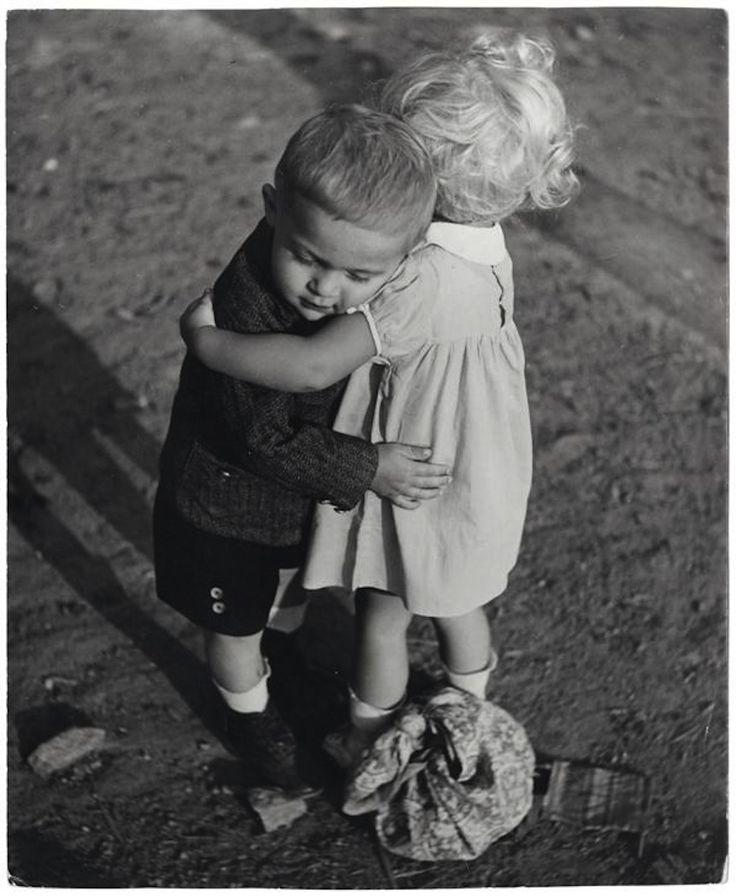 Children of the Czechoslovak Republic, ca. 1935-1938  photo byFrank Pekar (?): Photos, Little Children, Precious Children, Sweet, Black White Photography, Natural Beautiful, Czech Republic, Need A Hug, Kid