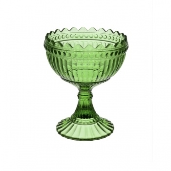 Marimekko bowl, green a must-have for every Finnish house..