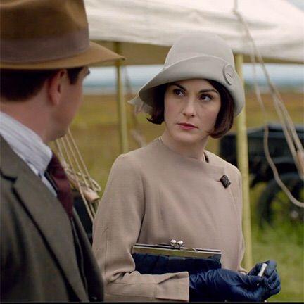 Downton Abbey Lady Mary season 6