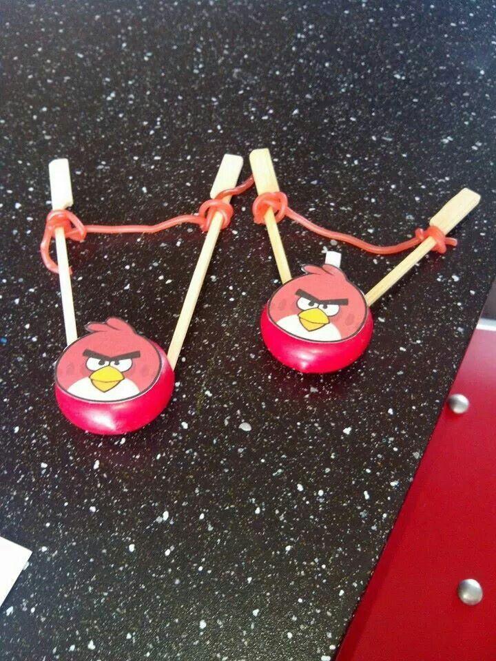 angry bird babybell