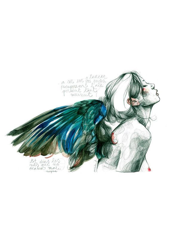 Lámina Paula Bonet - Les nits que no acaben mai - Gnomo