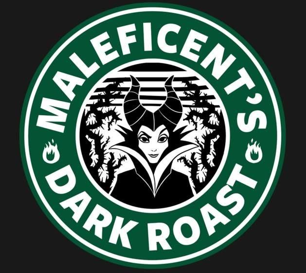 Maleficent's Dark Roast