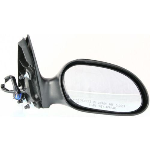 2002-2006 Ford Taurus Mirror RH, Power, Heated, Non-folding, w/Puddle Lamp