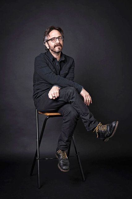 Marc Maron's New Memoir is 'Attempting Normal' - The New York Times