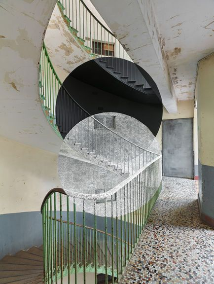 UTOPIA / Georges Rousse   Georges Rousse