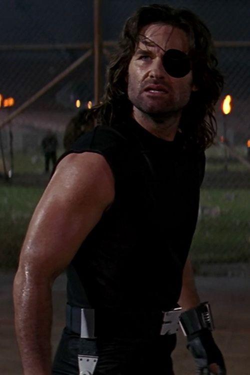 Escape from LA - Snake Plissken - Kurt Rusell - John Carpenter