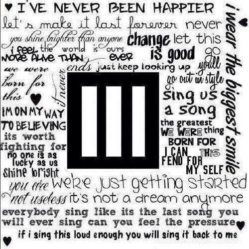 Paramore - lyrics