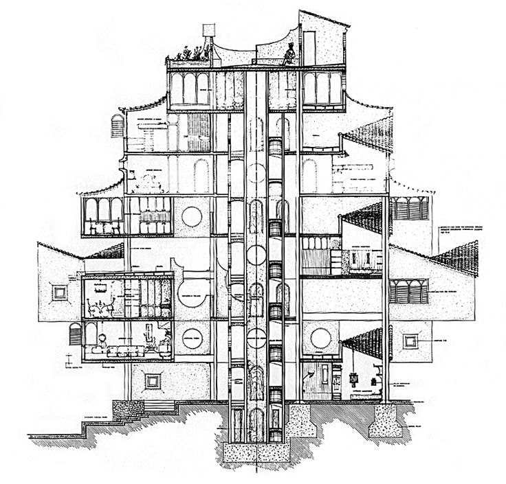 Architecture Drawing Plan
