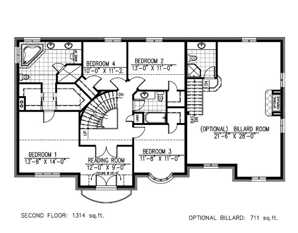 On Pinterest European House Plans And Square   Free Online Image        Houseplans on   european house plans and square Shaker