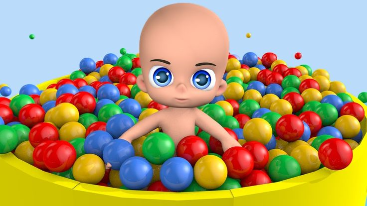 Learn colors with Baby and balls Educational cartoon for children to learn names of colors. You will see a toy truck carrying the colored balls and a baby jumping into the pool. Music: Hackbeat by Kevin MacLeod (incompetech.com) Licensed under Creative Commons: By Attribution 3.0 License http://ift.tt/oKTIFM
