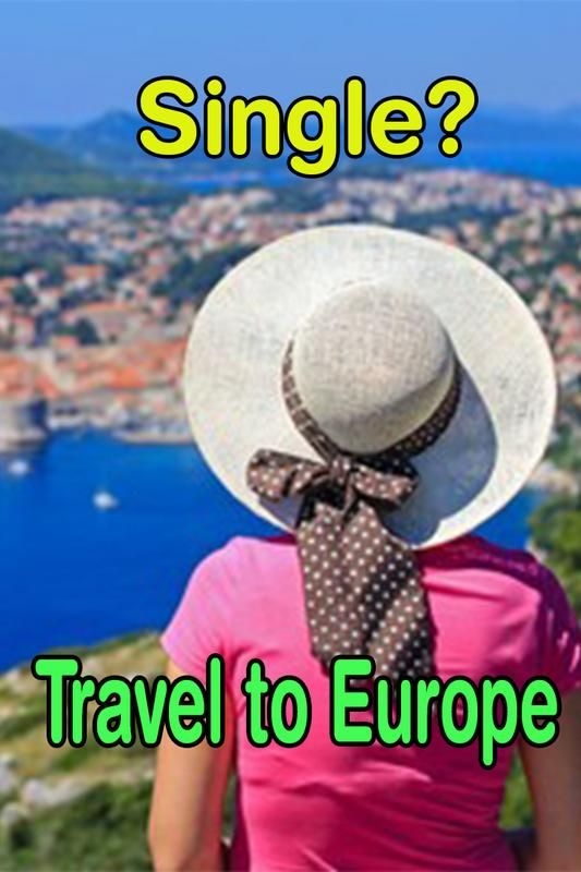 Europe Singles Vacations Group Trips And Singles Cruises For 40s 50s And Active 60 Year Olds Single Travel And Vacation