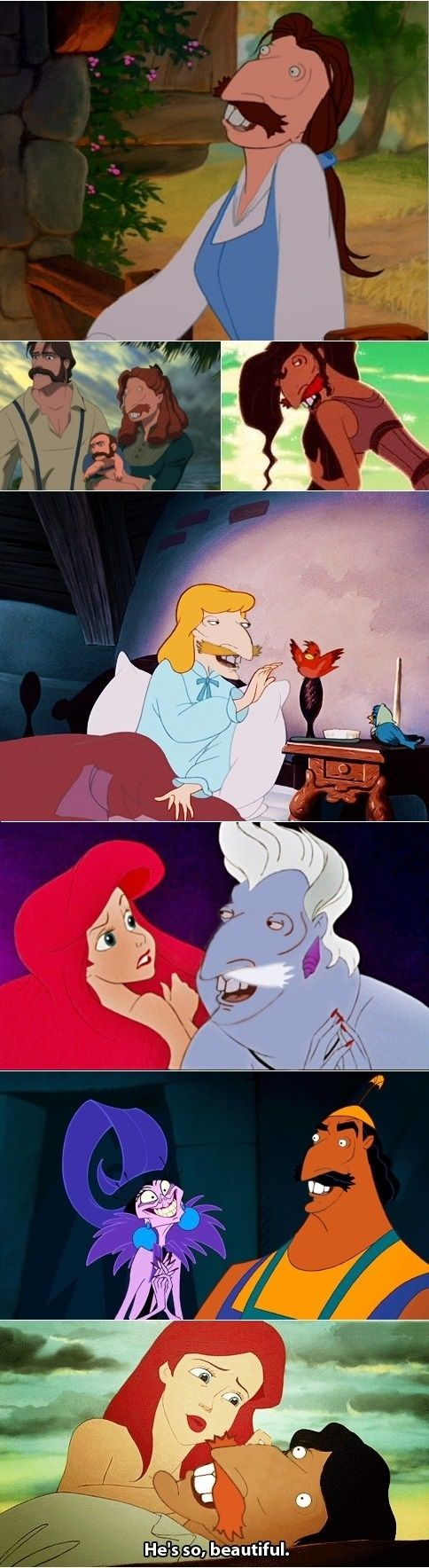 Favourite Disney character  - funny pictures #funnypictures
