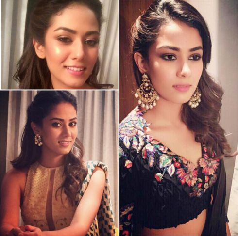 52cb2866947 Wedding guest style - Mira Kapoor makeup looks - Masaba Gupta and Madhu  Mantena Wedding 2015