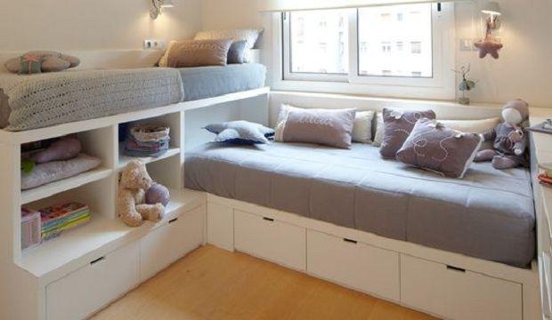Kinderschlafzimmer Wovon Man Träumtu2026 10 Schlafzimmer Wo Man Nicht Nur  Schlafen Kann!   DIY