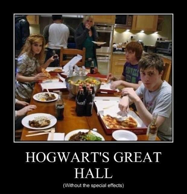 Funny Harry Potter Pictures. :D