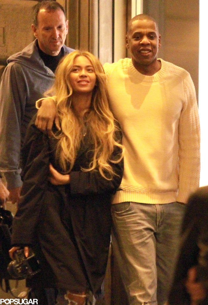Beyonce Knowles and Jay Z Vacationing in Italy Pictures | POPSUGAR Celebrity