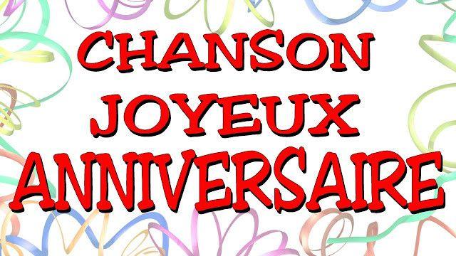 Chanson Joyeux Anniversaire Avec Prenom Gratuit