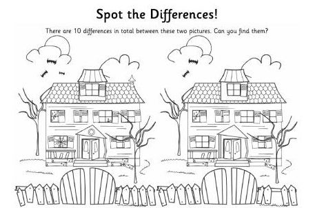 Can you spot all of the differences?