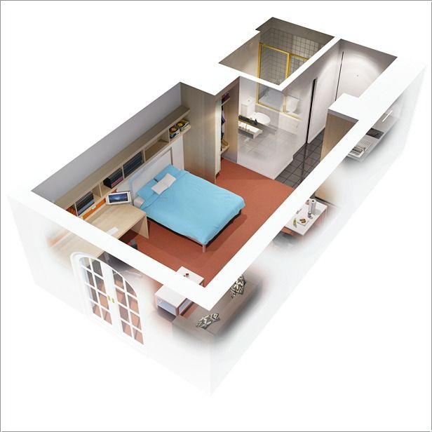 a6d2c2d59cb063006b3d30b7ee892f9c studio apartment floor plans studio apartment decorating