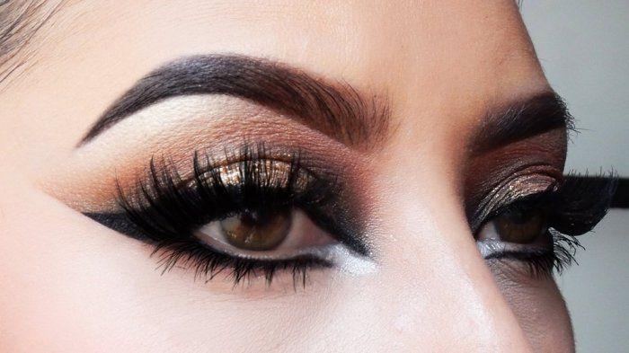 اجمل مكياج عيون 2019 بالخطوات مع نصائح شراء المكياج Smokey Eye Makeup Eye Makeup Eye Makeup Tips