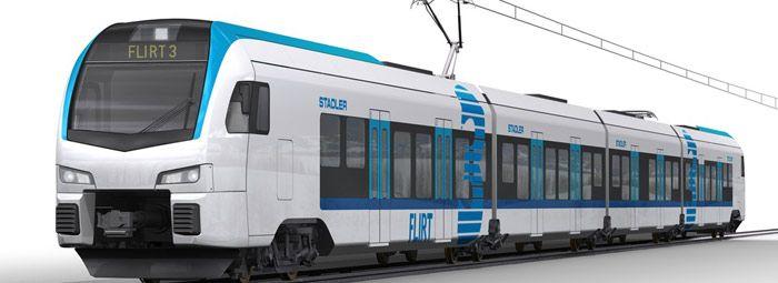 El consorcio #Stadler #Rail-Newag suministrará veinte trenes intercity en Polonia #railway
