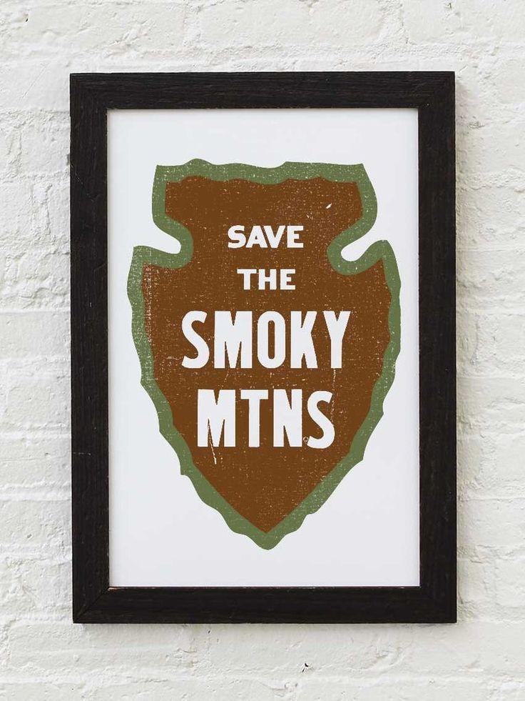 Save The Smoky Mountains