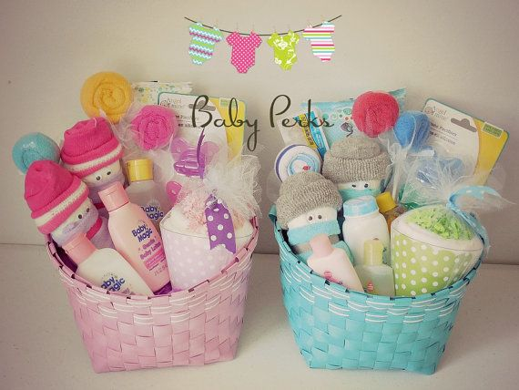 Love these little baskets for babies