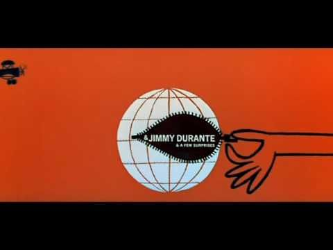 Classic Title Sequence of Saul Bass