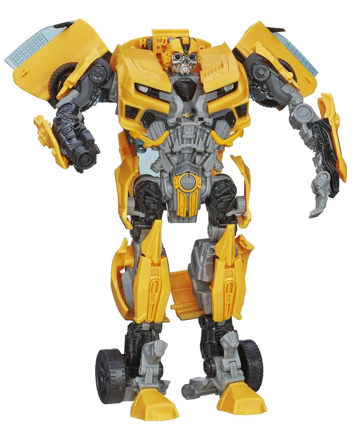 Toys-Hasbro- Bumblebee-Collectors-Action-Figure