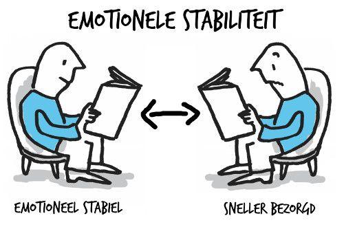 emotionele stabiliteit