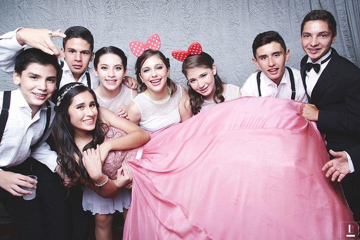 55 best Damas de honor para fiesta de 15 años images on Pinterest ...