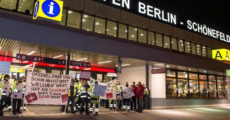 Nachricht: Streiks an Flughäfen - 71 Flügeausfälle in Berlin - Verzögerungen in Stuttgart und Hamburg - http://ift.tt/2lmxB6c #story