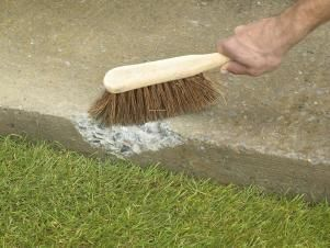 Find out how to replace broken patio pavers, fix a sagging brick walkway, patch asphalt, re-lay a gravel path and repair concrete.