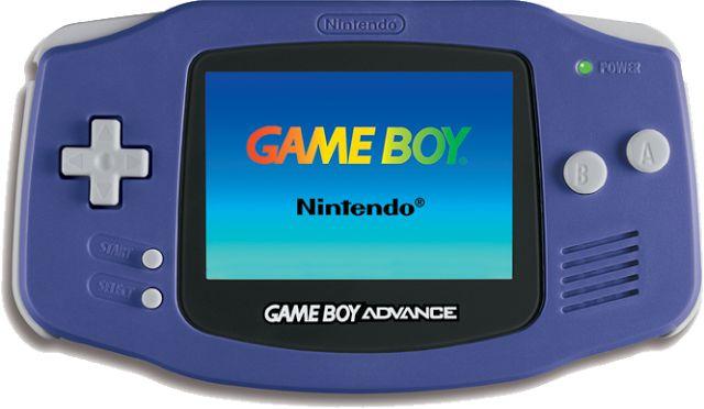 Omnibot-Retro gaming: Περί Game Boy Advance