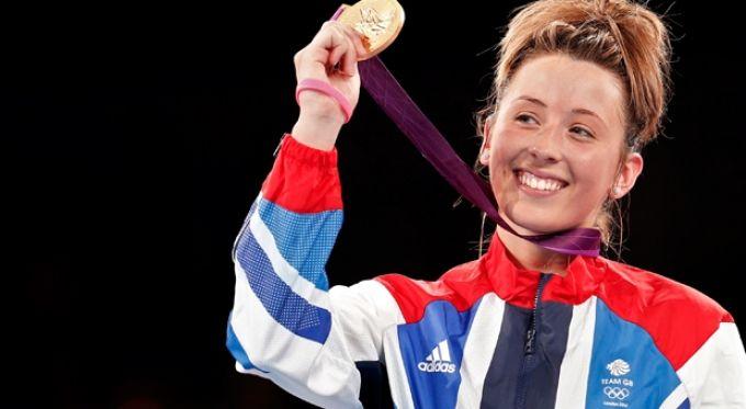 Jade Jones MBE - Taekwondo Champion. http://champions-speakers.co.uk/speakers/olympians-sports/jade-jones-mbe