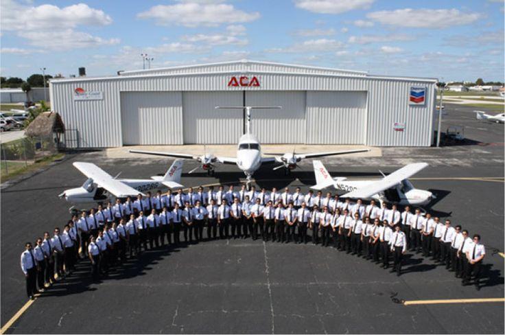 ACA Escuela de Aviación