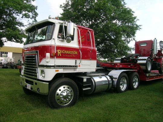 Antique International Cabover : Best images about international on pinterest semi