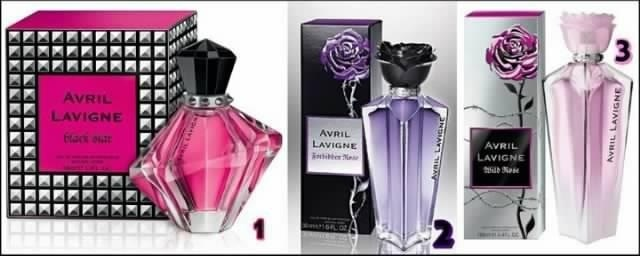 avril lavigne perfume i want all of them perfumes. Black Bedroom Furniture Sets. Home Design Ideas