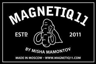 Magnetiq11 - дизайнерская одежда.