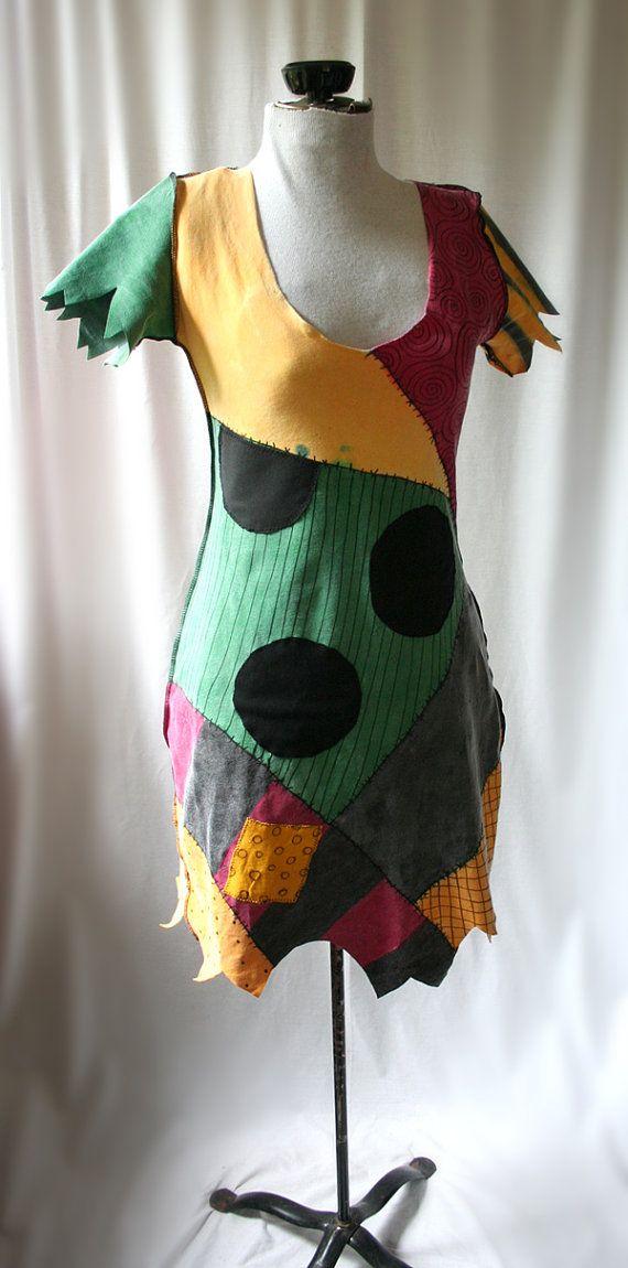 Nightmare Before Christmas Sally Costume Diy 66997 Trendnet