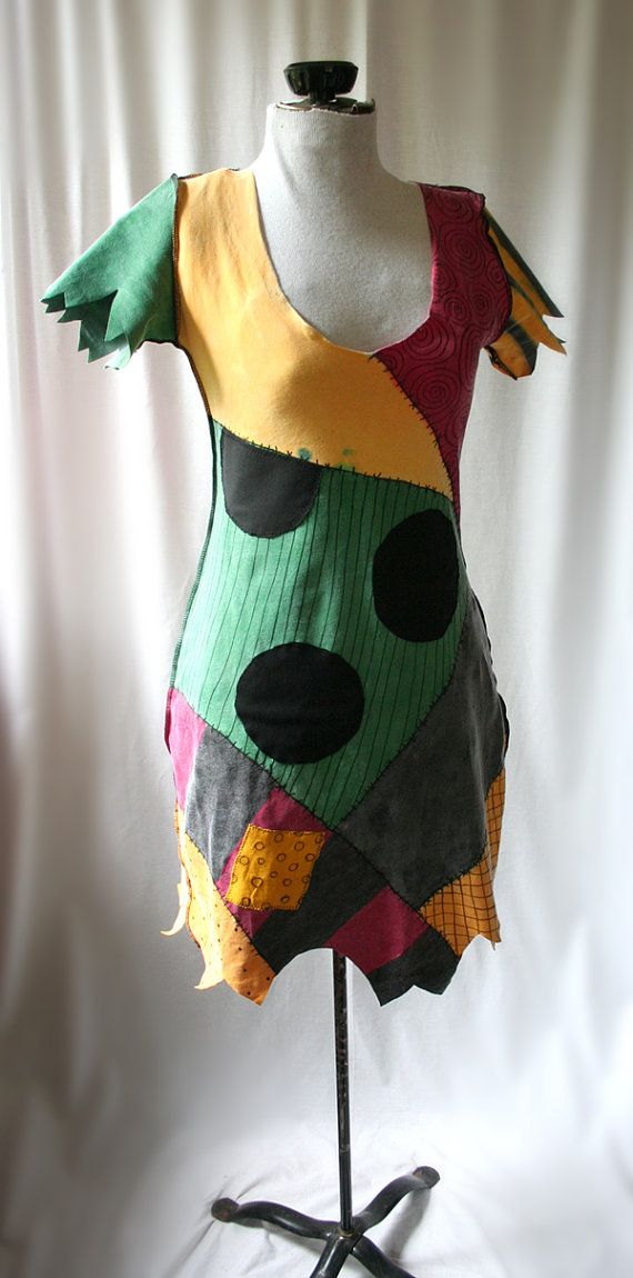 sally from nightmare befor xmas costume! #costume #halloween #sally #nightmare #before #christmas