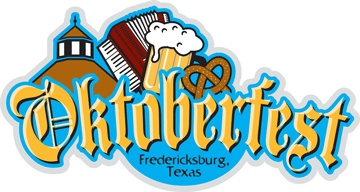 The first part of October each year Fredericksburg, Texas, celebrates its German heritage through Oktoberfest.  German music, food and drink, arts and crafts, children's area and family fun.