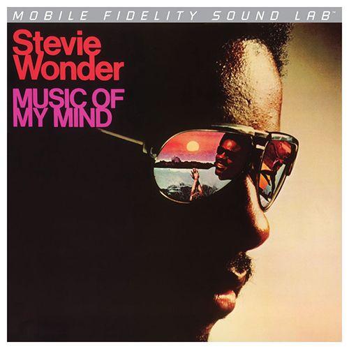 Stevie Wonder - Music Of My Mind (Numbered EDITION Vinyl LP)   Shop Music Direct