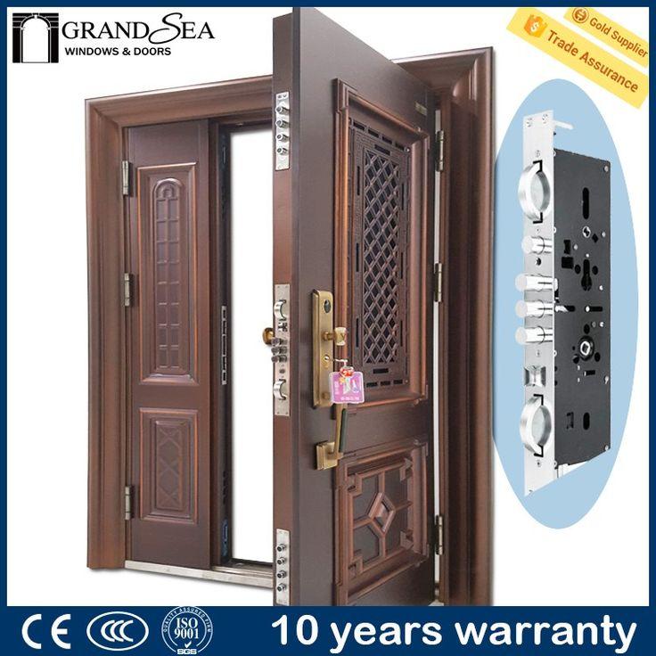 Unique Home Designs Security Door Custom Inspiration Design