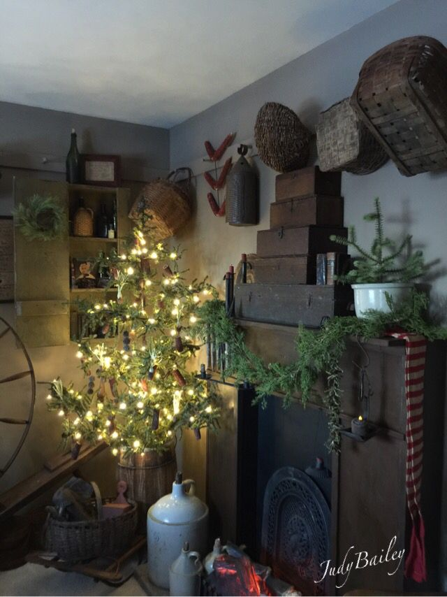 281 best My Primitive home photos images on Pinterest ...