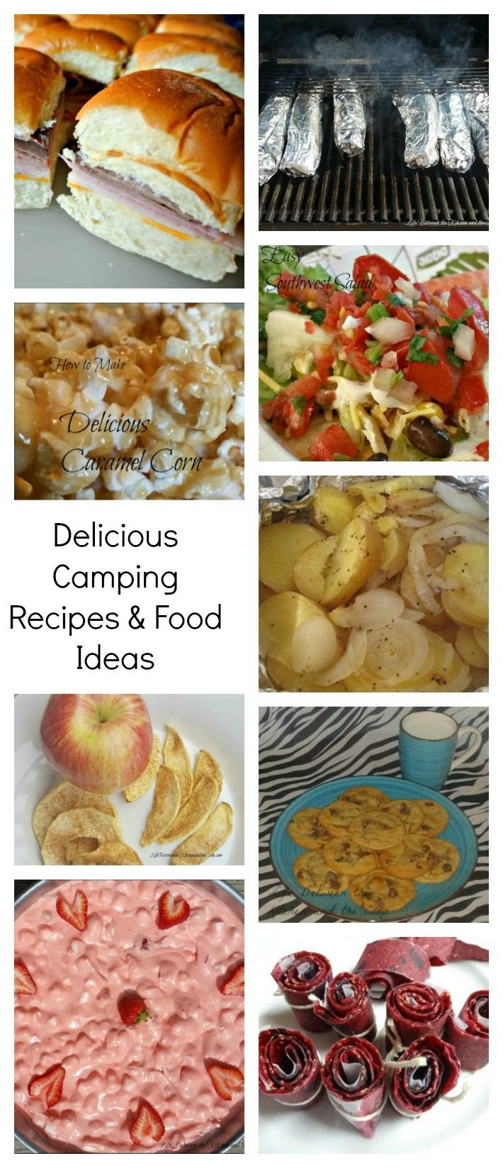 Best 25 Camping Foods Ideas On Pinterest